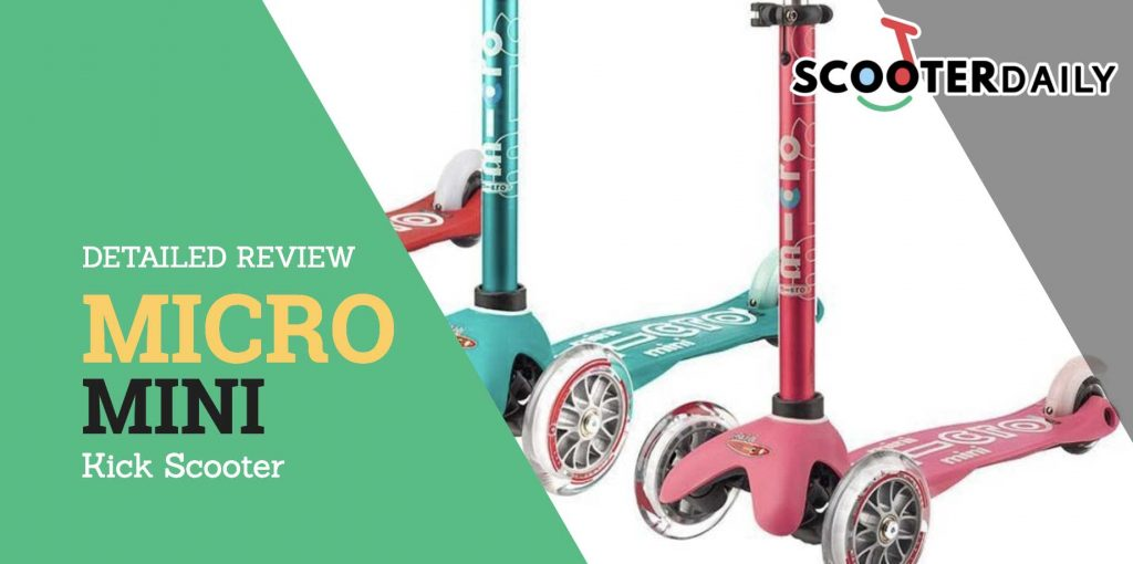 Micro Maxi Kick Scooter Review [Expert's Guide]