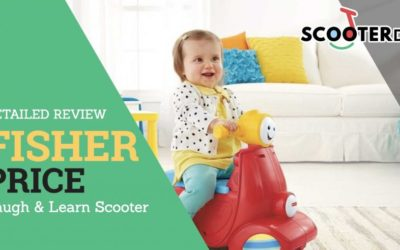 [Expert's Review] Fisher Price Laugh and Learn Scooter