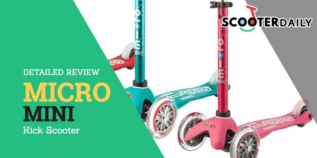 [Expert's Guide] The Micro Mini Scooter Review