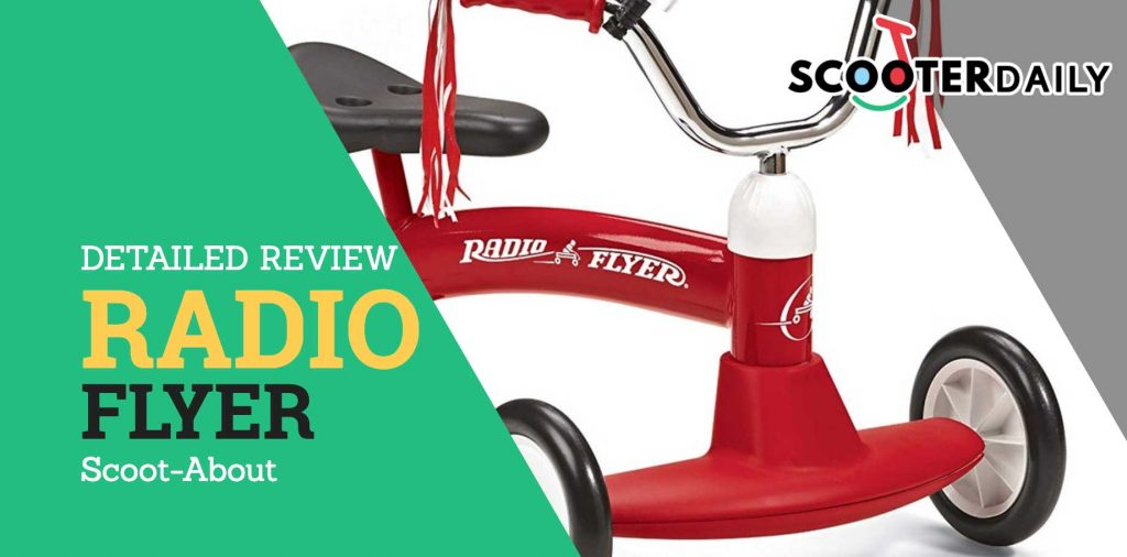 [Expert's Guide] Radio Flyer Scoot About Review